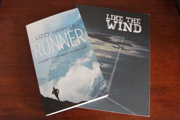 Like the Wind Magazine and Runner by Lizzy Hawker